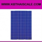 แผงโซล่าเซลล์ พลังงานแสงอาทิตย์ Poly-Crystalline Silicon Solar Cell Module 100W