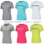 Discovery Expedition Women's Outdoor Logo Tee