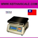 ตาชั่งดิจิตอล เครื่องชั่งดิจิตอล เครื่องชั่งตั้งโต๊ะ 15kg ความละเอียด5g แท่น19x23cm.ยี่ห้อ TSCALE รุ่น T20
