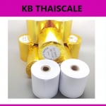 Thermal Papar จำนวน50ม้วน กระดาษความร้อน กระดาษเครื่องพิมพ์ใบเสร็จ กระดาษสลิป Oji Thermal Papar กระดาษใบเสร็จ ขนาด3″ 80 mm เส้นผ่านศูนย์กลาง80มม.(จีน) 50ม้วน คุณภาพดี