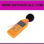 เครื่องวัดเสียง พร้อมซอฟต์แวร์ Compact A/C Level Meter 40-130dB SI-814