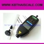 เครื่องวัดความเร็วรอบ DT2236B 2in1 Digital Laser Photo Contact Tachometer RPM ผลิตในประเทศจีน