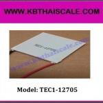 เทอร์โมอิเล็กทริค คูลเลอร์ TEC1-12705 TEC Thermoelectric Cooler Peltier 12V