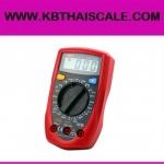 ดิจิตอล มัลติมิเตอร์ UNI-T UT33D Digital LCD Palm Size Auto Range Multimeter DC AC Ohm (มี Buzzer)