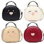 พร้อมส่ง กระเป๋าถือ กระเป๋าสะพายข้าง แบรนด์Beibaobao รุ่น B01827 (สีดำ สีครีม สีทอง สีแดง)