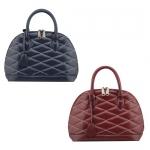 พร้อมส่ง กระเป๋าถือ แบรนด์ Maomao รุ่น M06232 (สีน้ำเงิน สีแดง)