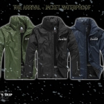 The Arrival JACKET Waterproof