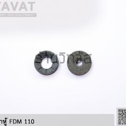 หินเครื่องโม่แยกกากน้ำเต้าหู้ FDM-110
