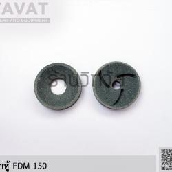 หินเครื่องโม่แยกกากน้ำเต้าหู้ FDM-150