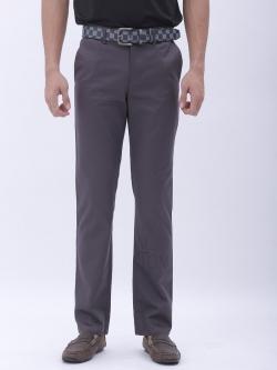 กระบอกเล็ก ผ้าซาติน สีเทาดำ - Dark Gray