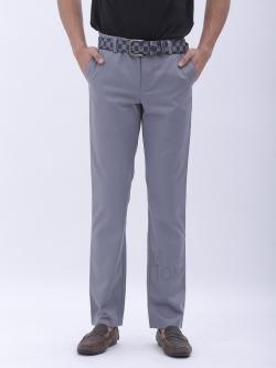 กระบอกเล็ก ผ้าซาติน สีเทานก - Slate Gray