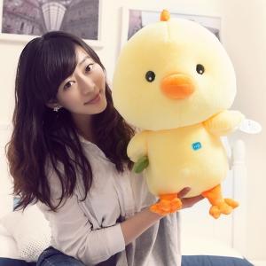 ตุ๊กตาเป็ด สีเหลือง ขนาด 40 cm