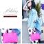 พร้อมส่ง กระเป๋าถือ แบรนด์ Maomao รุ่น M35020 สีชมพู thumbnail 5