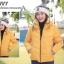 เสื้อกันหนาว SNOWVY : (สีชมพูเข้ม) ทรงขนเป็ดเข้ารูป แขนยาวถึงมือ -15c เอาอยู่ thumbnail 22