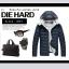 เสื้อกันหนาว DIEHARD : (มีให้เลือกทั้งหมด 5 สี)รุ่นนี้พี่ตายยาก thumbnail 3