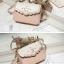 พร้อมส่ง กระเป๋าถือ กระเป๋าสะพายข้าง แบรนด์Axixi รุ่น A12462 (สีชมพู) thumbnail 2