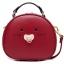 พร้อมส่ง กระเป๋าถือ กระเป๋าสะพายข้าง แบรนด์Beibaobao รุ่น B01827 (สีดำ สีครีม สีทอง สีแดง) thumbnail 29