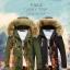เสื้อกันหนาว PAKA : ฮู๊ดถอดขนได้ ใส่ได้ทั้งชาย และ หญิง thumbnail 52