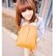 พร้อมส่ง กระเป๋าเป้ กระเป๋าสะพายหลัง แบรนด์Beibaobao รุ่น B68249 (สีดำ สีน้ำตาล สีครีม) thumbnail 5