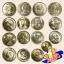 ชุดเหรียญกษาปณ์ที่ระลึก ชนิดราคา 1 บาท ครบ 16 วาระ thumbnail 2