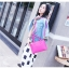 พร้อมส่ง กระเป๋าถือ แบรนด์ Maomao รุ่น M35020 สีชมพู thumbnail 3