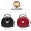พร้อมส่ง กระเป๋าถือ กระเป๋าสะพายข้าง แบรนด์Beibaobao รุ่น B01827 (สีดำ สีครีม สีทอง สีแดง) thumbnail 2