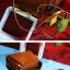 พร้อมส่ง กระเป๋าถือ กระเป๋าสะพายข้าง แบรนด์Beibaobao รุ่น B38163 (สีดำ สีน้ำตาล สีเขียว สีเทา) thumbnail 16