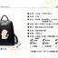 พร้อมส่ง กระเป๋าเป้ กระเป๋าสะพายหลัง แบรนด์Beibaobao รุ่น B142 (สีดำ สีแดง) thumbnail 21