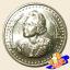 เหรียญ 5 บาท เจริญพระชนมายุ ครบ 84 พรรษา สมเด็จย่า thumbnail 2