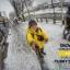 เสื้อกันหนาว SNOWVY : (สีชมพูเข้ม) ทรงขนเป็ดเข้ารูป แขนยาวถึงมือ -15c เอาอยู่ thumbnail 18