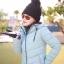 เสื้อกันหนาว SNOWVY : (สีชมพูเข้ม) ทรงขนเป็ดเข้ารูป แขนยาวถึงมือ -15c เอาอยู่ thumbnail 48