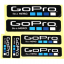 GoPro Sticker 6 pcs.