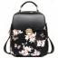 พร้อมส่ง กระเป๋าเป้ กระเป๋าสะพายหลัง แบรนด์Beibaobao รุ่น B110 (สีดำ สีขาว) thumbnail 25