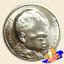 เหรียญ 50 บาท ทรงเจริญพระชันษา ครบ 1 ปี พระองค์เจ้าทีปังกรรัศมีโชติ thumbnail 2