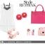 พร้อมส่ง กระเป๋าถือ แบรนด์ Maomao รุ่น M35020 สีชมพู thumbnail 6