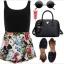 พร้อมส่ง กระเป๋าถือ กระเป๋าสะพายข้าง แบรนด์Axixi รุ่น A10676 (สีดำ สีชมพู) thumbnail 12