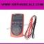 ดิจิตอล มัลติมิเตอร์ UNI-T UT10A Digital LCD Palm Size Auto Range Multimeter DC AC Ohm thumbnail 1