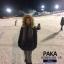 เสื้อกันหนาว PAKA : ฮู๊ดถอดขนได้ ใส่ได้ทั้งชาย และ หญิง thumbnail 10