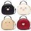 พร้อมส่ง กระเป๋าถือ กระเป๋าสะพายข้าง แบรนด์Beibaobao รุ่น B01827 (สีดำ สีครีม สีทอง สีแดง) thumbnail 1