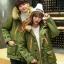 เสื้อกันหนาว PAKA : ฮู๊ดถอดขนได้ ใส่ได้ทั้งชาย และ หญิง thumbnail 37