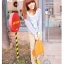 พร้อมส่ง กระเป๋าเป้ กระเป๋าสะพายหลัง แบรนด์Beibaobao รุ่น B68249 (สีดำ สีน้ำตาล สีครีม) thumbnail 4