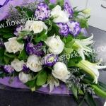 ช่อดอกไม้ รหัส WBQ01