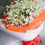 ช่อดอกไม้ รหัส WBQ10