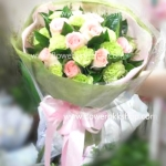 ช่อดอกไม้ รหัส WBQ09