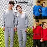 เสื้อกันหนาว Sweater : สีเรียบๆ สวยๆ