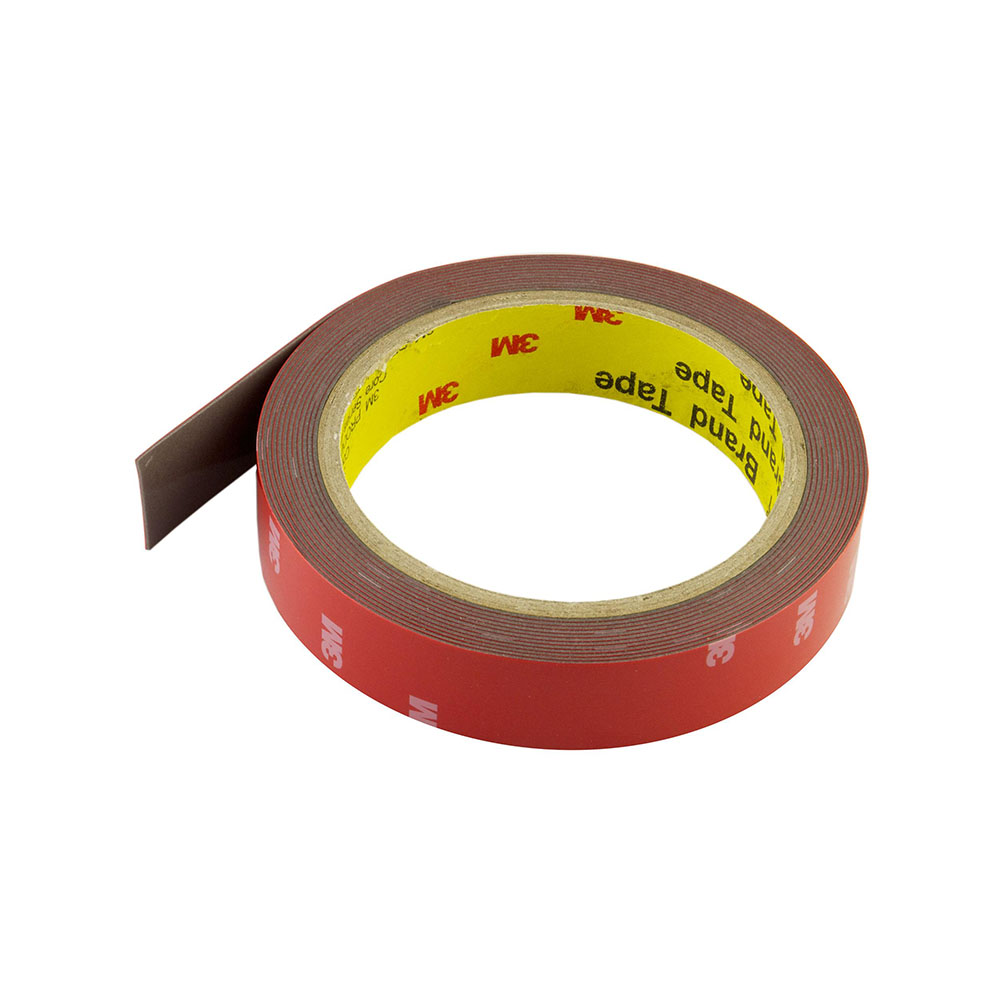 3m x 4 6 8 10 12 15 20mm AUTO ACRYLIC FOAM DOUBLE SIDED ATTACHMENT ADHESIVE TAPE