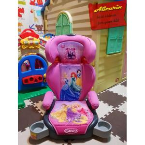 "บูสเตอร์ Booster Seat ""Graco"" Junior Maxi Plus Limited Princess Disney"