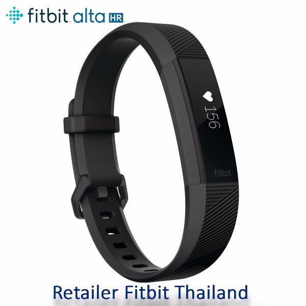 Fitbit Alta,HR Gunmental Small รับประกันศูนย์ 1 ปี