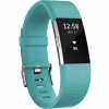 Fitbit Charge 2 Teal Small รับประกันศูนย์ 1 ปี
