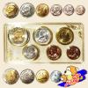 ชุดเหรียญกษาปณ์หมุนเวียน พุทธศักราช 2559 (พร้อมตลับอะคริลิค)